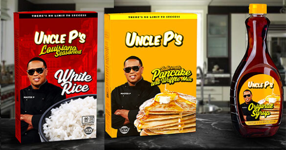 Uncle P's Buttermilk Pancake and Waffle Mix