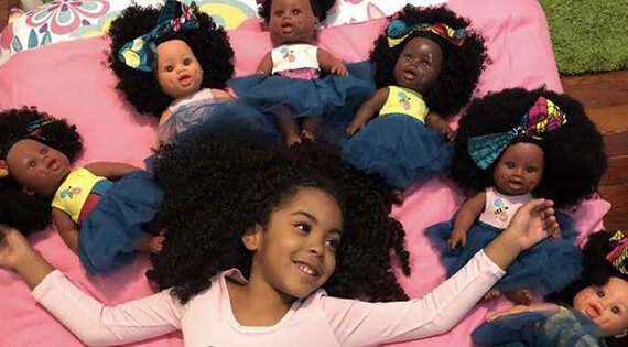 6-Year Old Struggles With Being Black