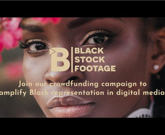 Black Stock footage