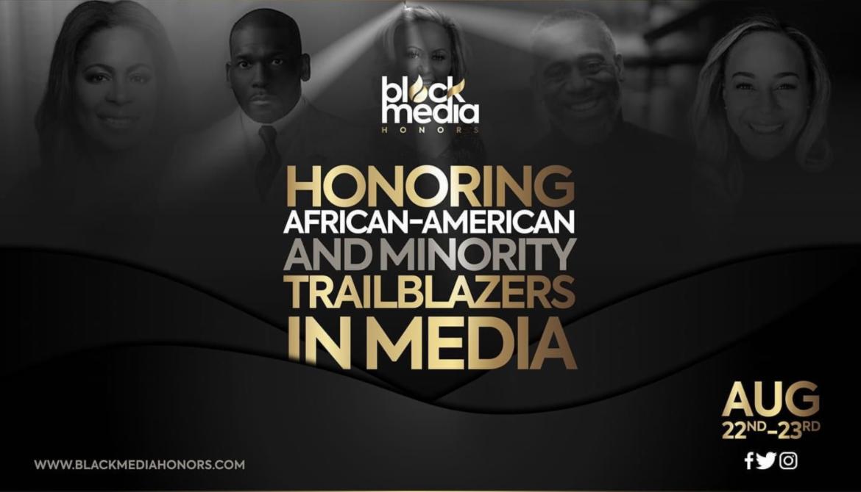 2021 Black Media Honors August 21st