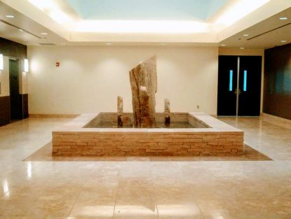 office-building-water-feature-stone-work