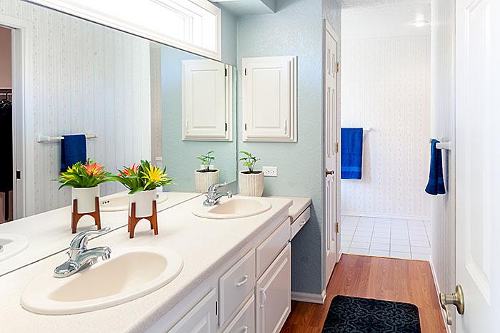 bathroom interior image Colorado Springs