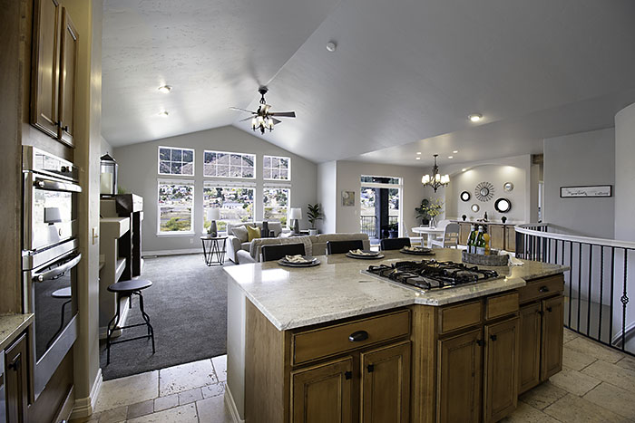 Fountain real estate interior and exterior photography