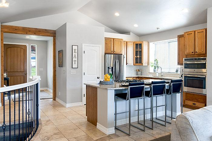 Real estate interior and exterior photography Colorado Springs