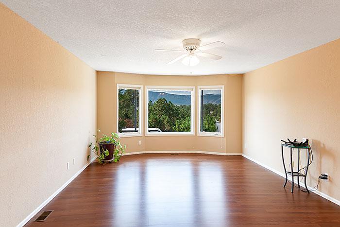 interior and exterior real estate photography Colorado Springs