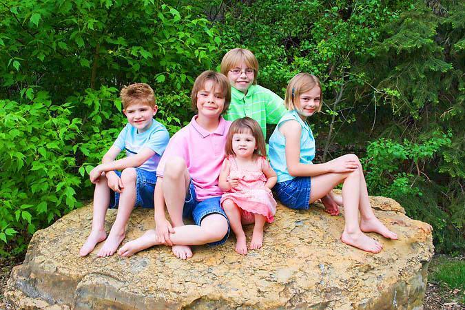 Children photos Falcon
