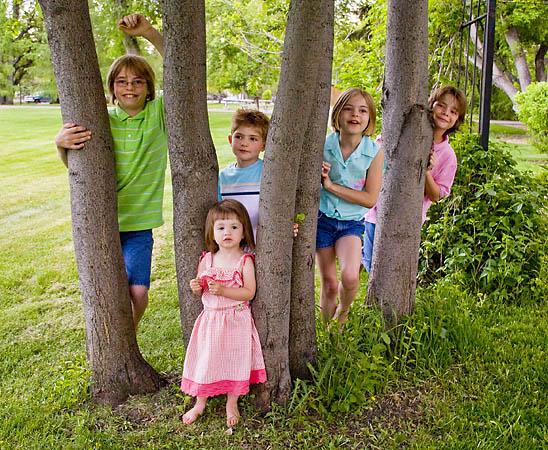 children photos Colorado Springs