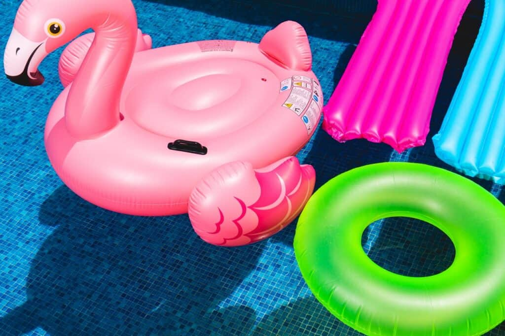 inflatable water slide toys