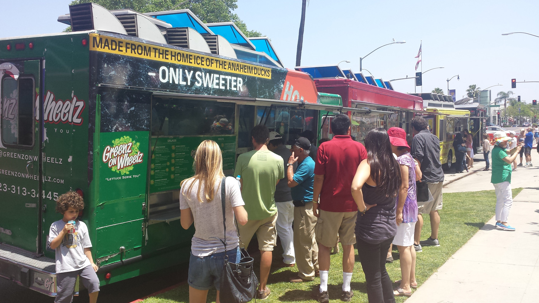 Best Food Truck In LA