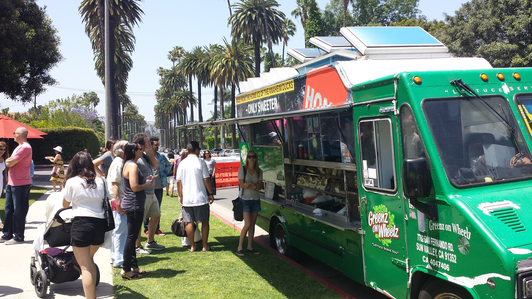Food Truck Catering