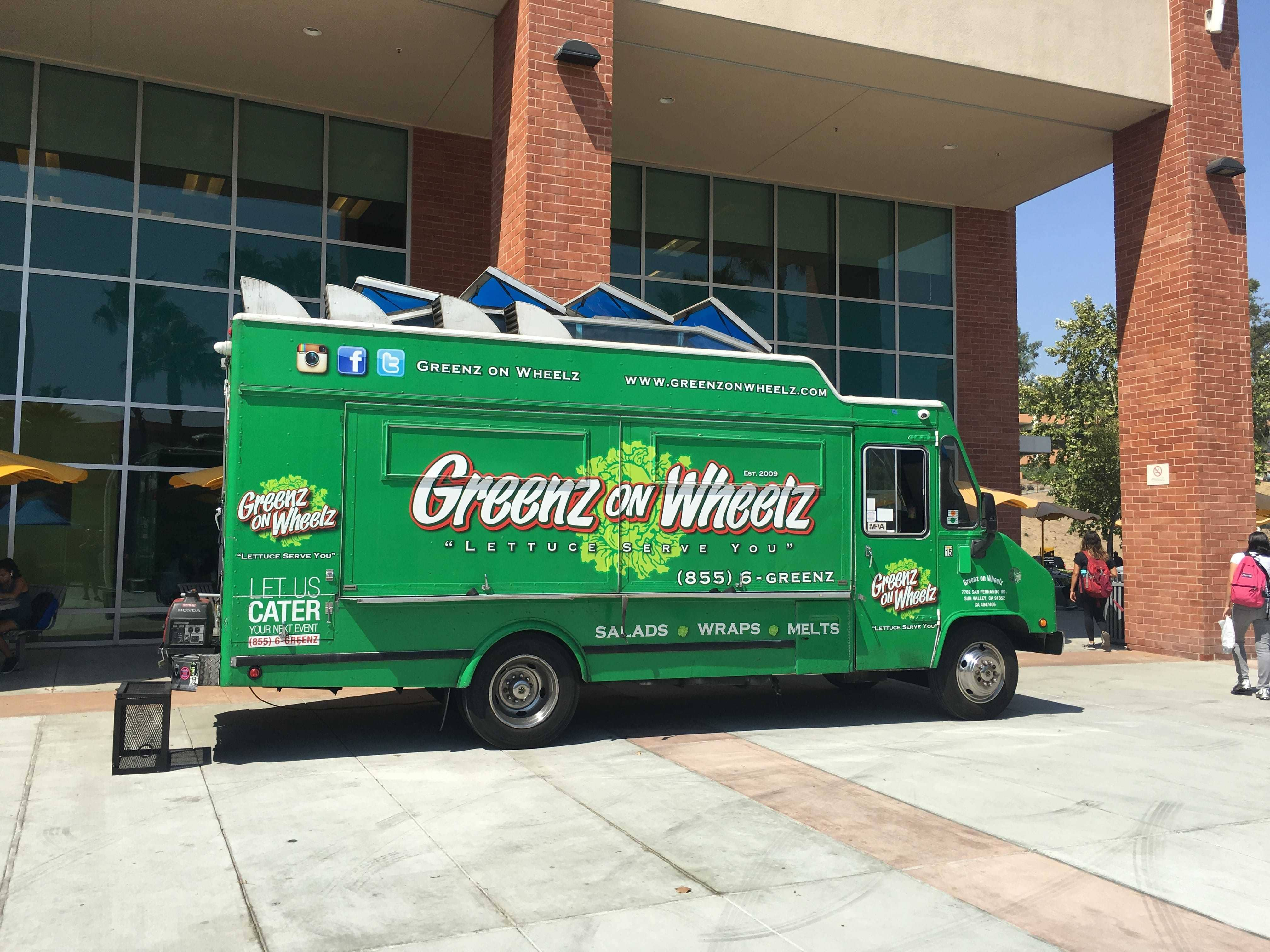 Food Truck Catering Los Angeles