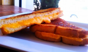 Freshly-Melted-Grilled-Cheese