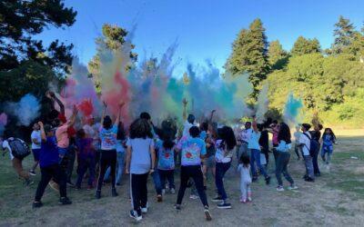 Color Celebration Time