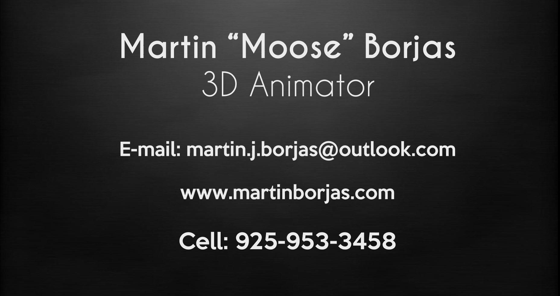 Martin Borjas