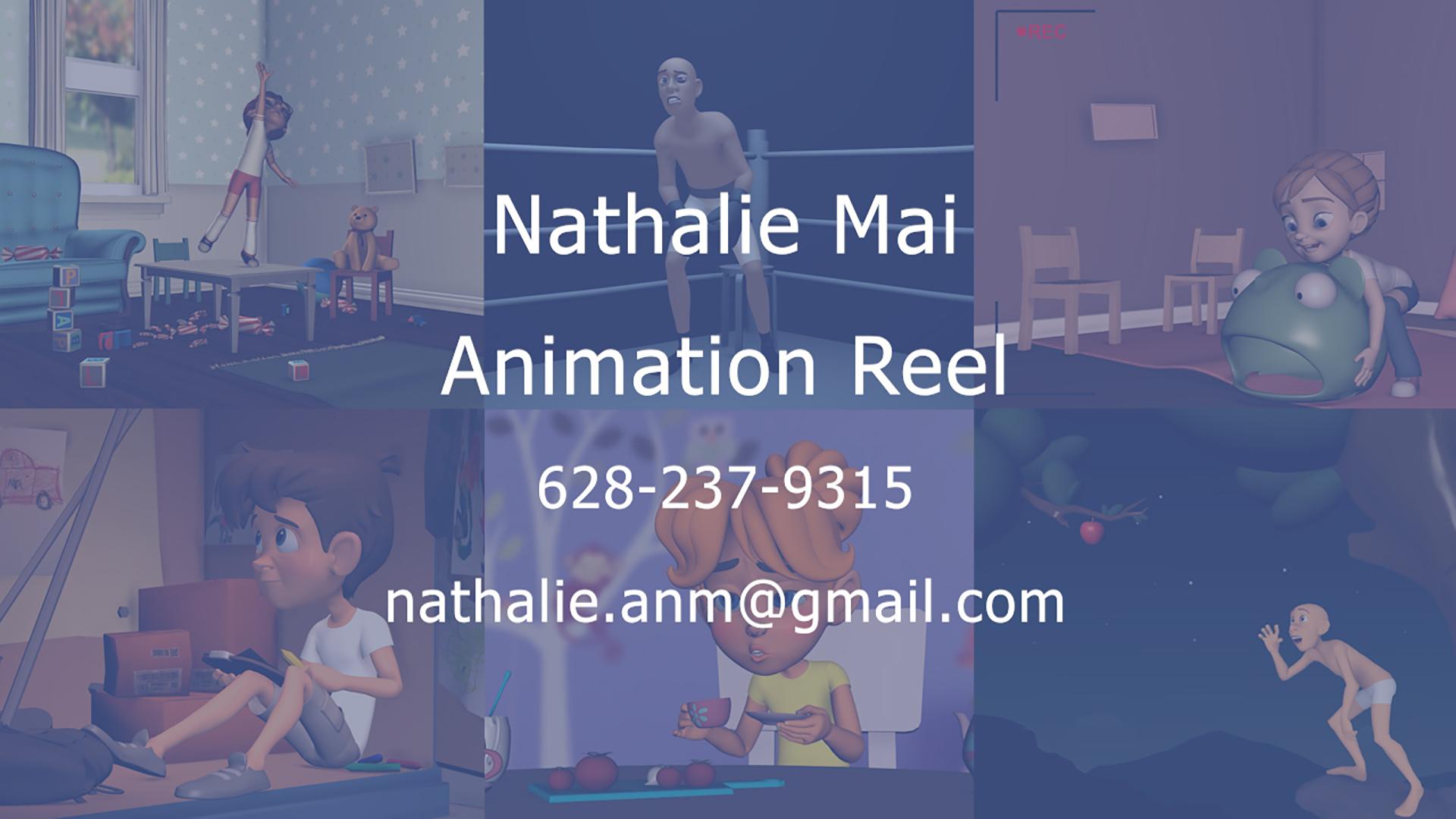 Nathalie (Cuixin) Mai