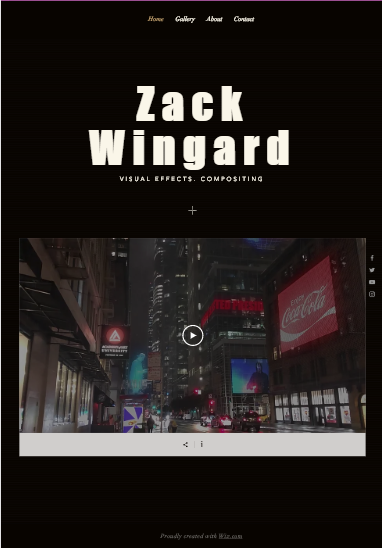 Zachary Wingard