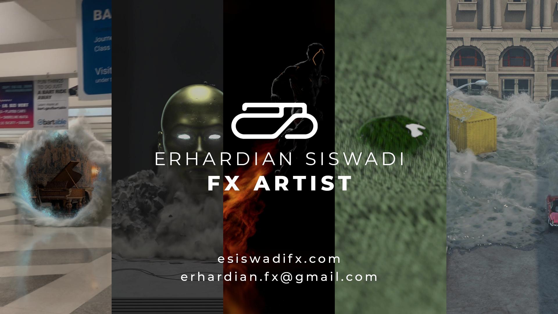 Erhardian Siswadi