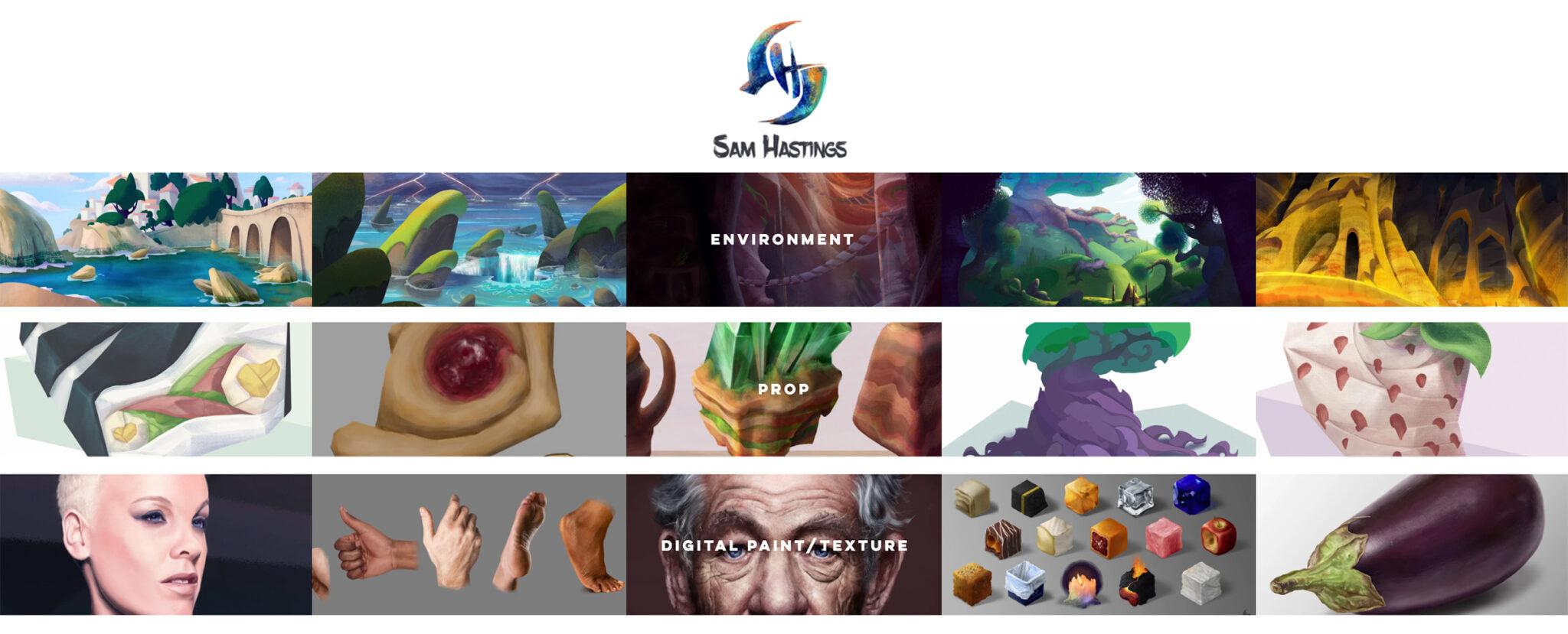 Sam Hastings