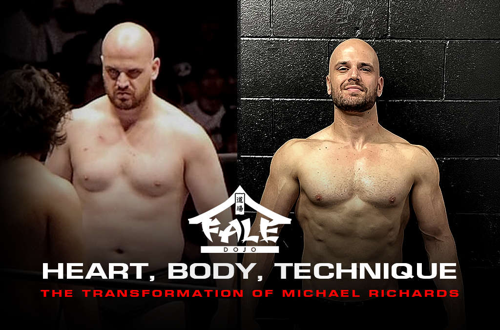 Heart, Body, Technique – The Transformation of Michael Richards