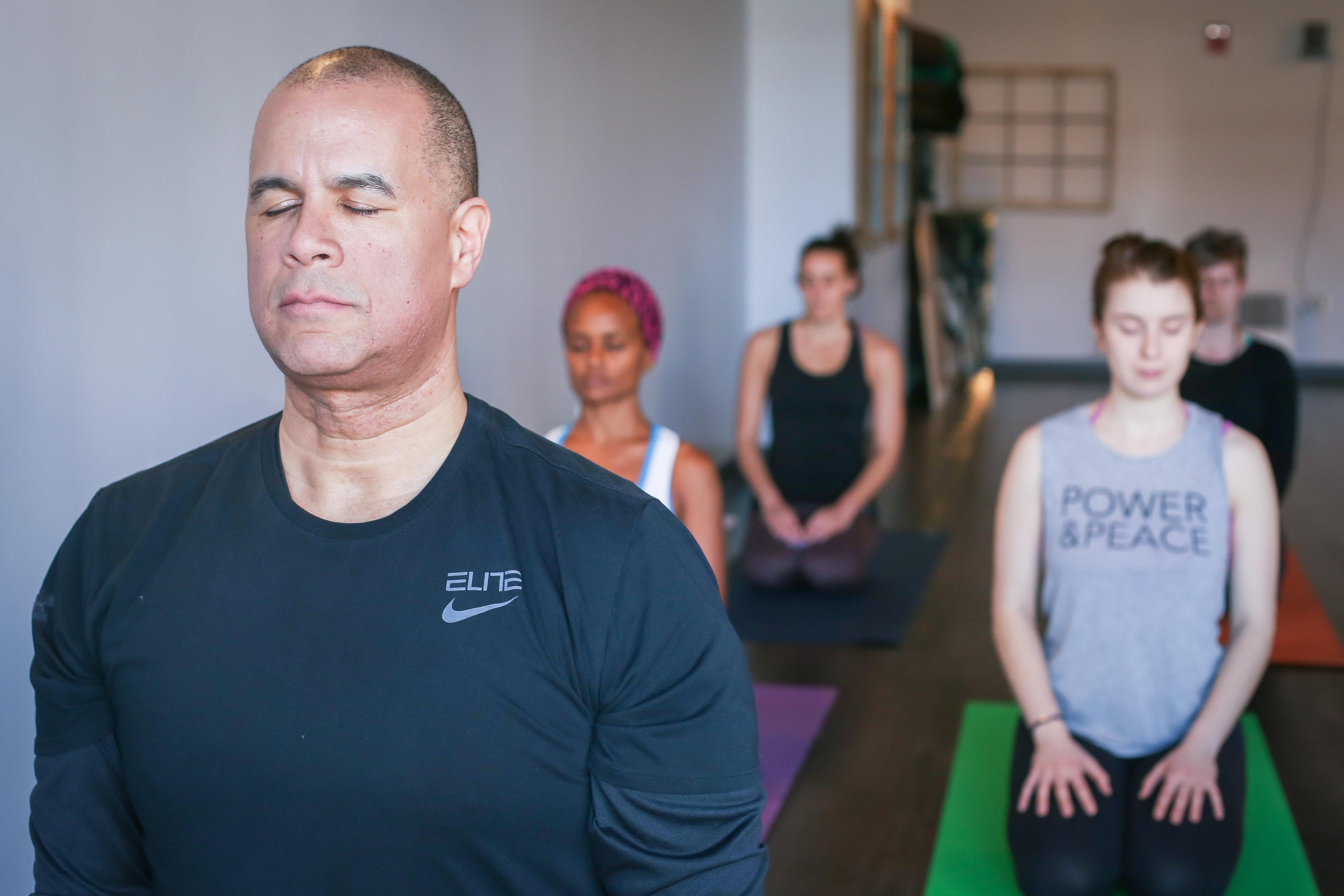 Yoga Heights Hero