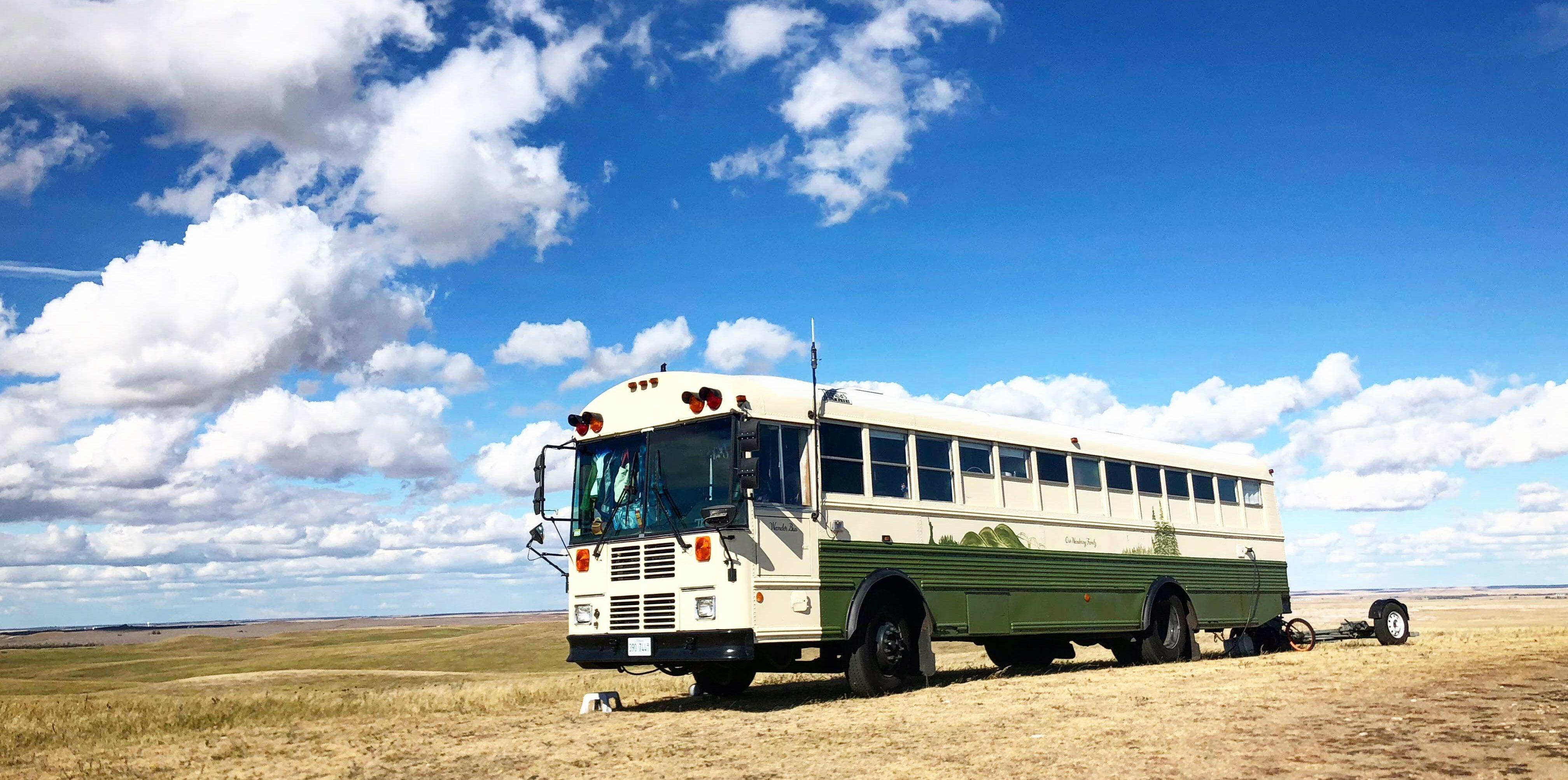 Badlands Wander Bus