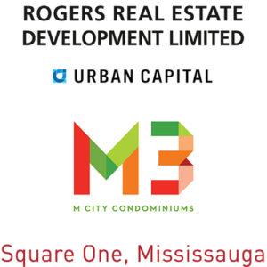 m city condos phase 3 Logo - Mississauga