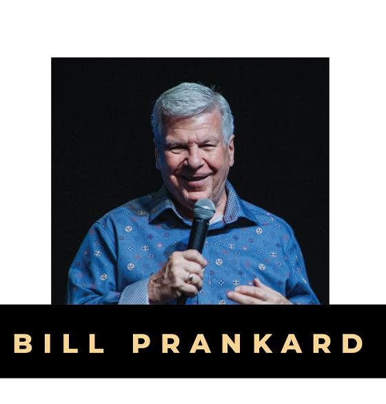 Harvest Conference Speaker Profile BILL PRANKARD
