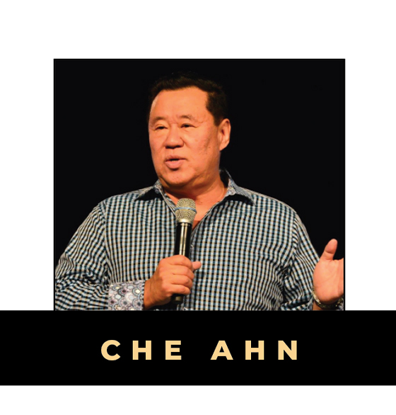 Harvest Conference Speaker Profile CHE AHN