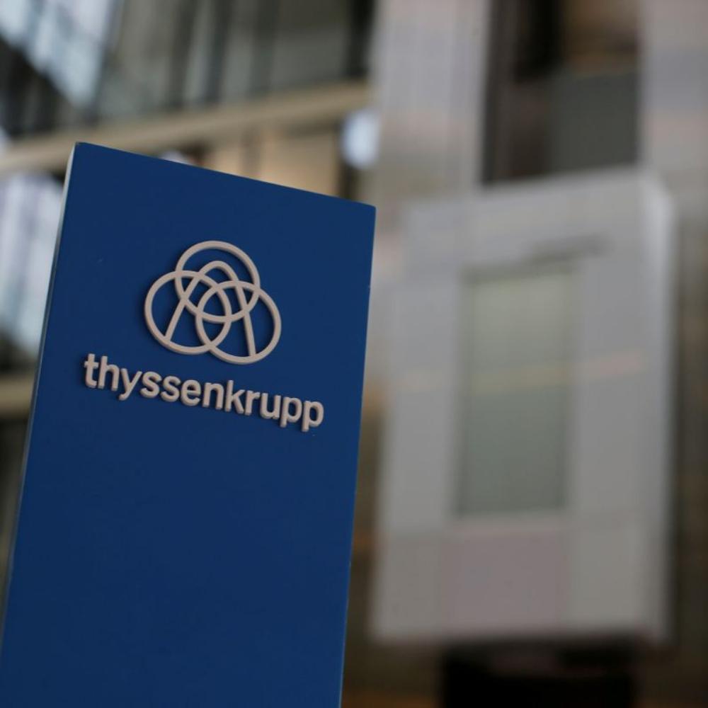 Thyssenkrupp case study