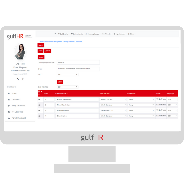gulfHR recruitment-Vacancies