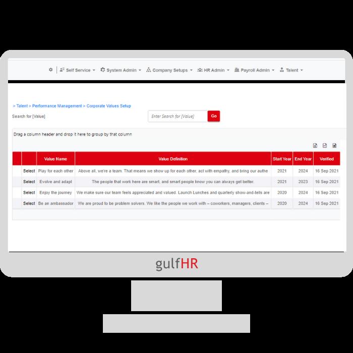 gulfHR recruitment-Process