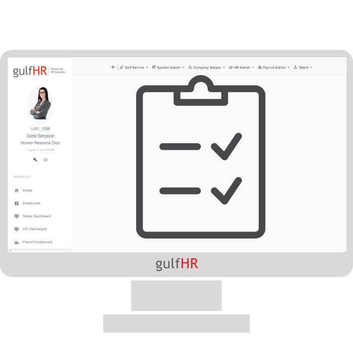 gulfHR Recruitment Portal