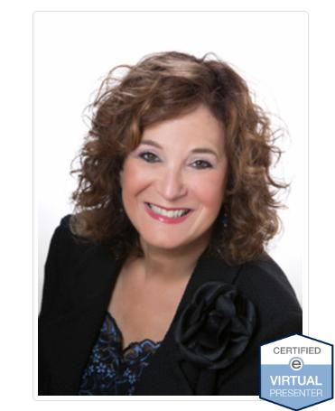 Joyce Weiss Certified Visual Presenter