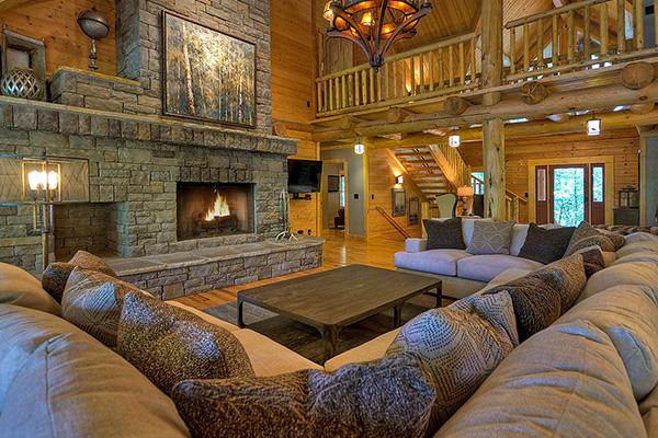 Lake Buckhorn Lodge Great Room