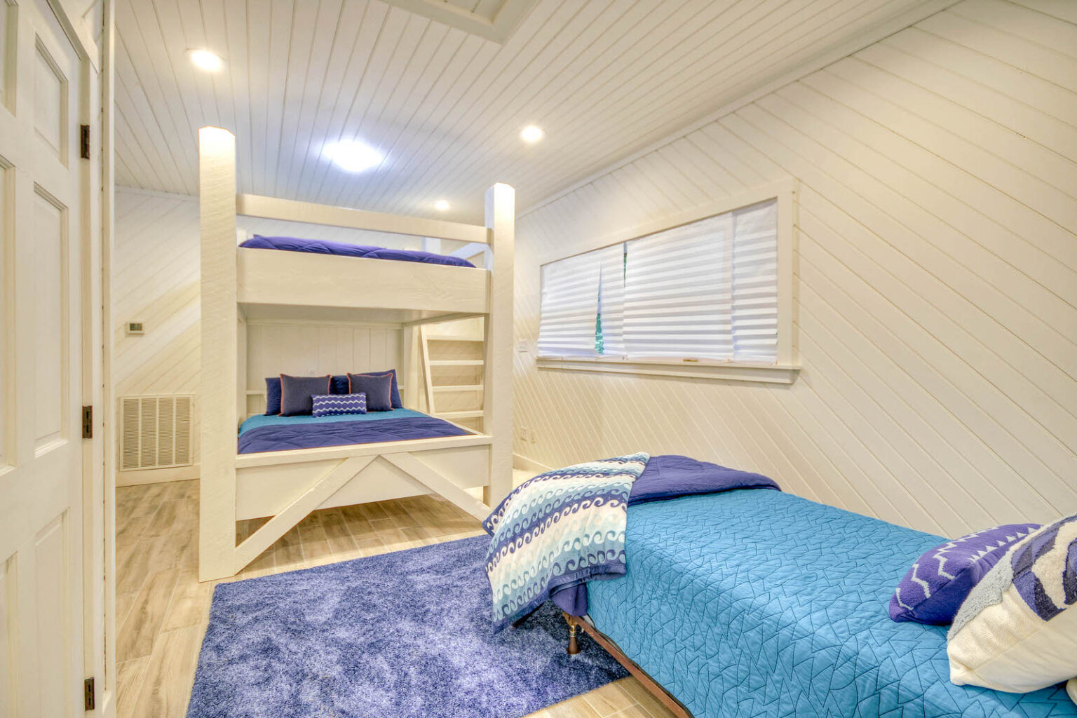 dock holiday kids bedroom