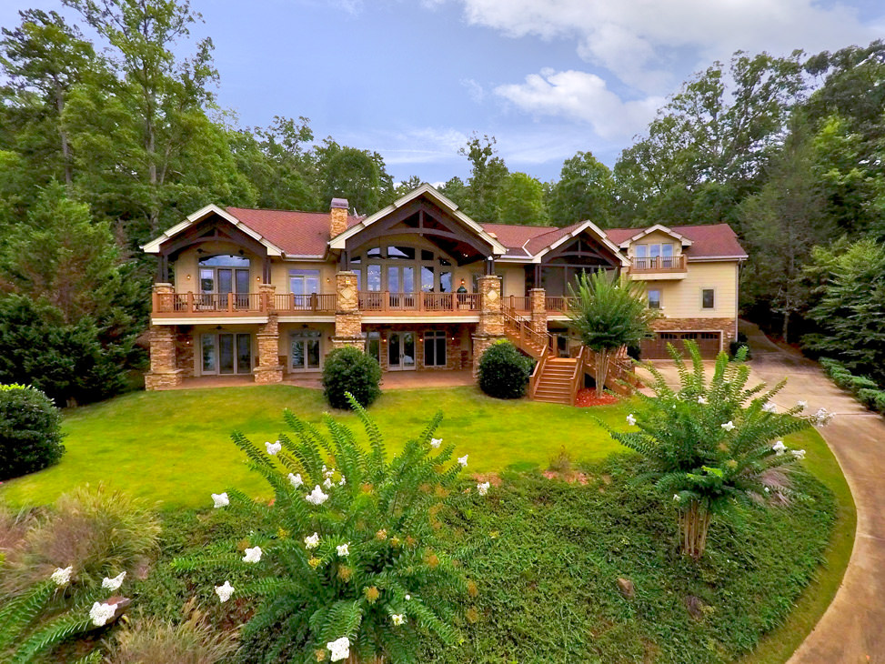 mountain mansion exterior 3