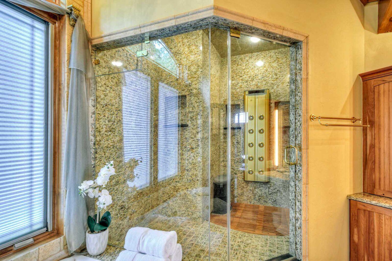 mountain mansion master bath 2