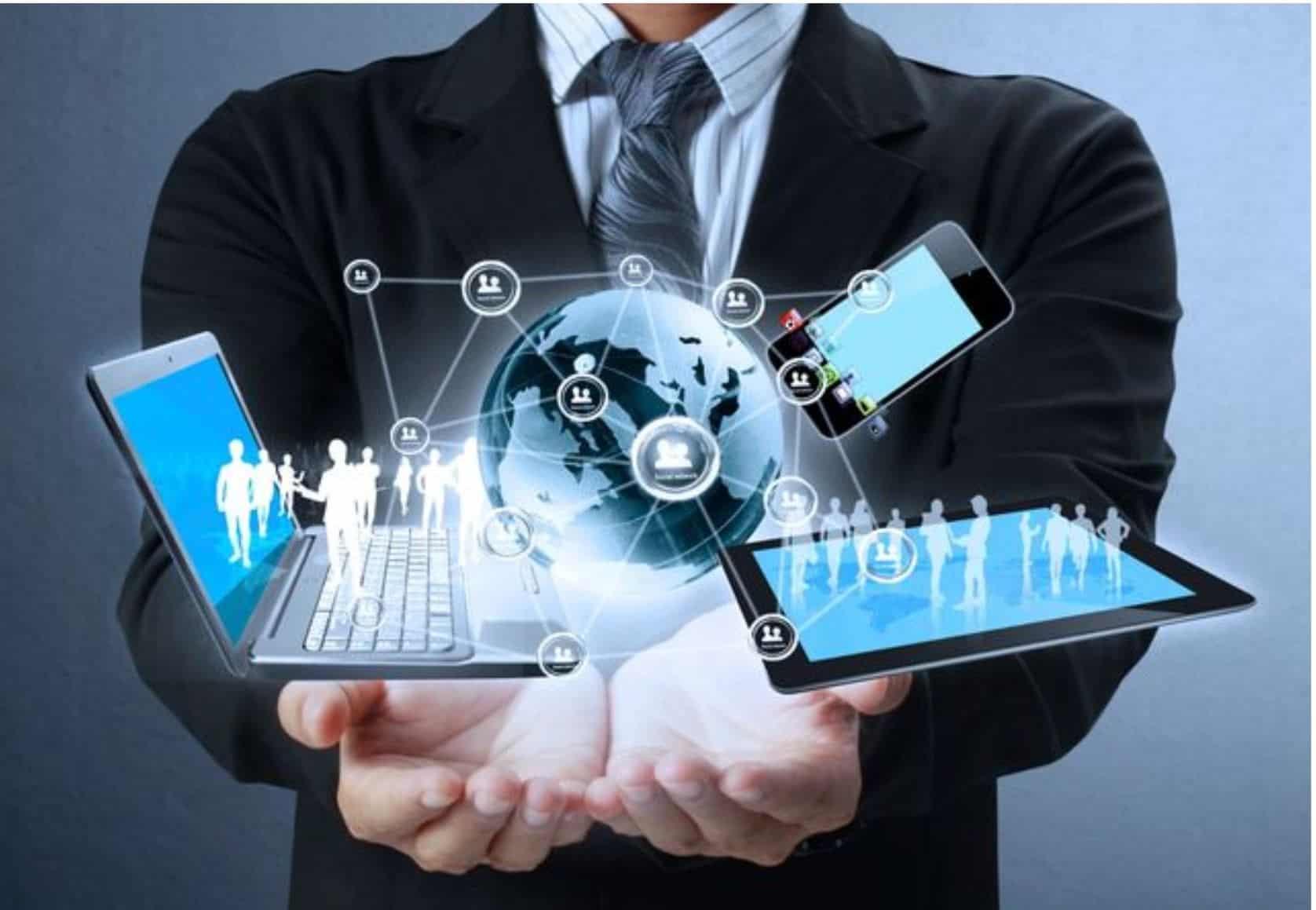 Company and professional digital communications