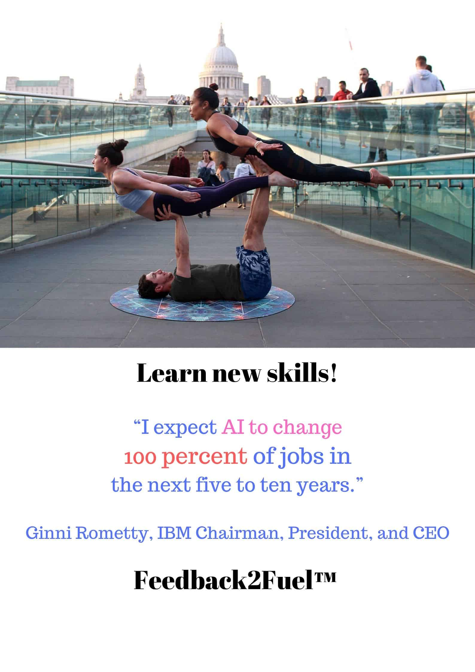 Learn New Skills to Stay Competitive