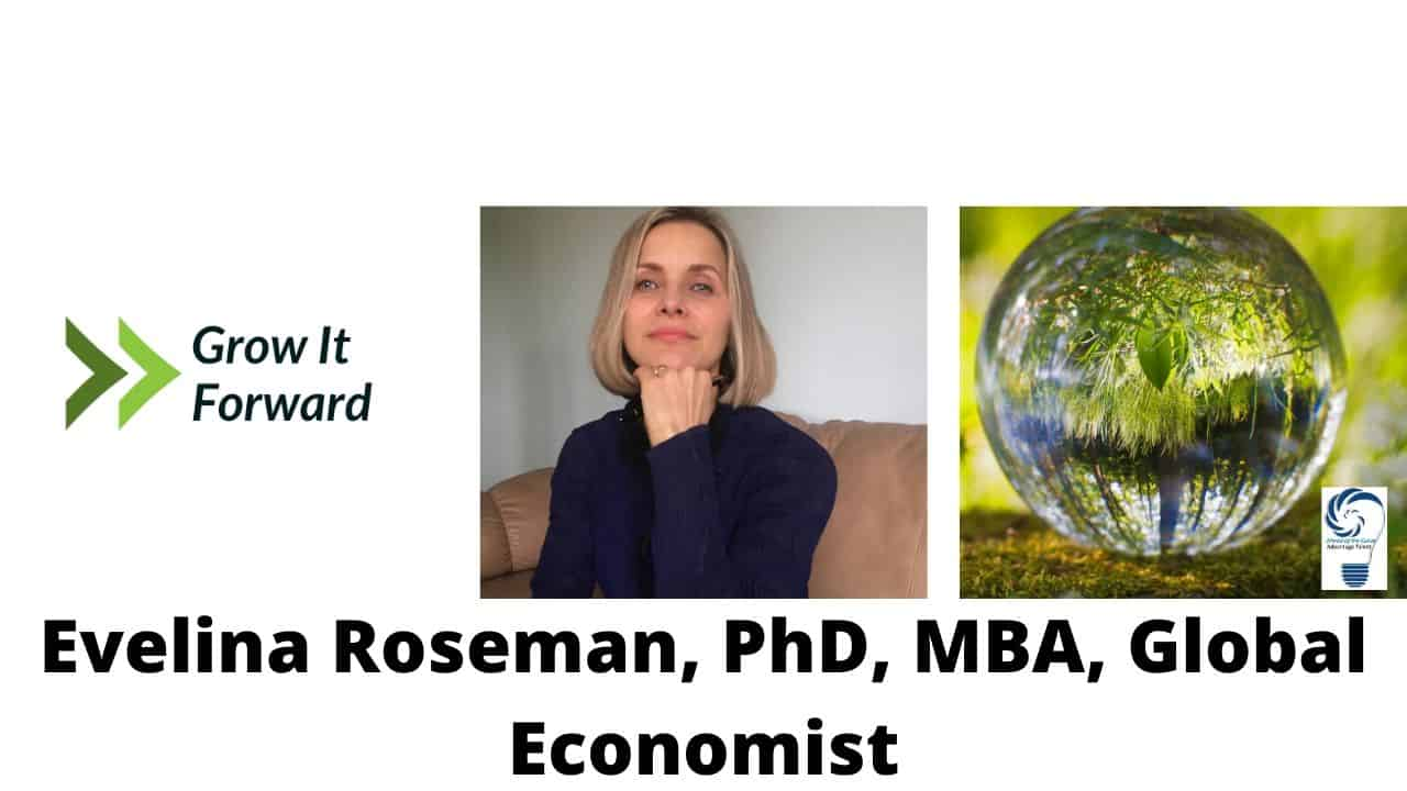Grow It Forward Evelina Roseman