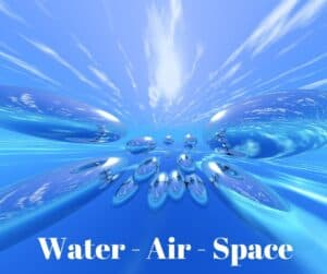 water air space