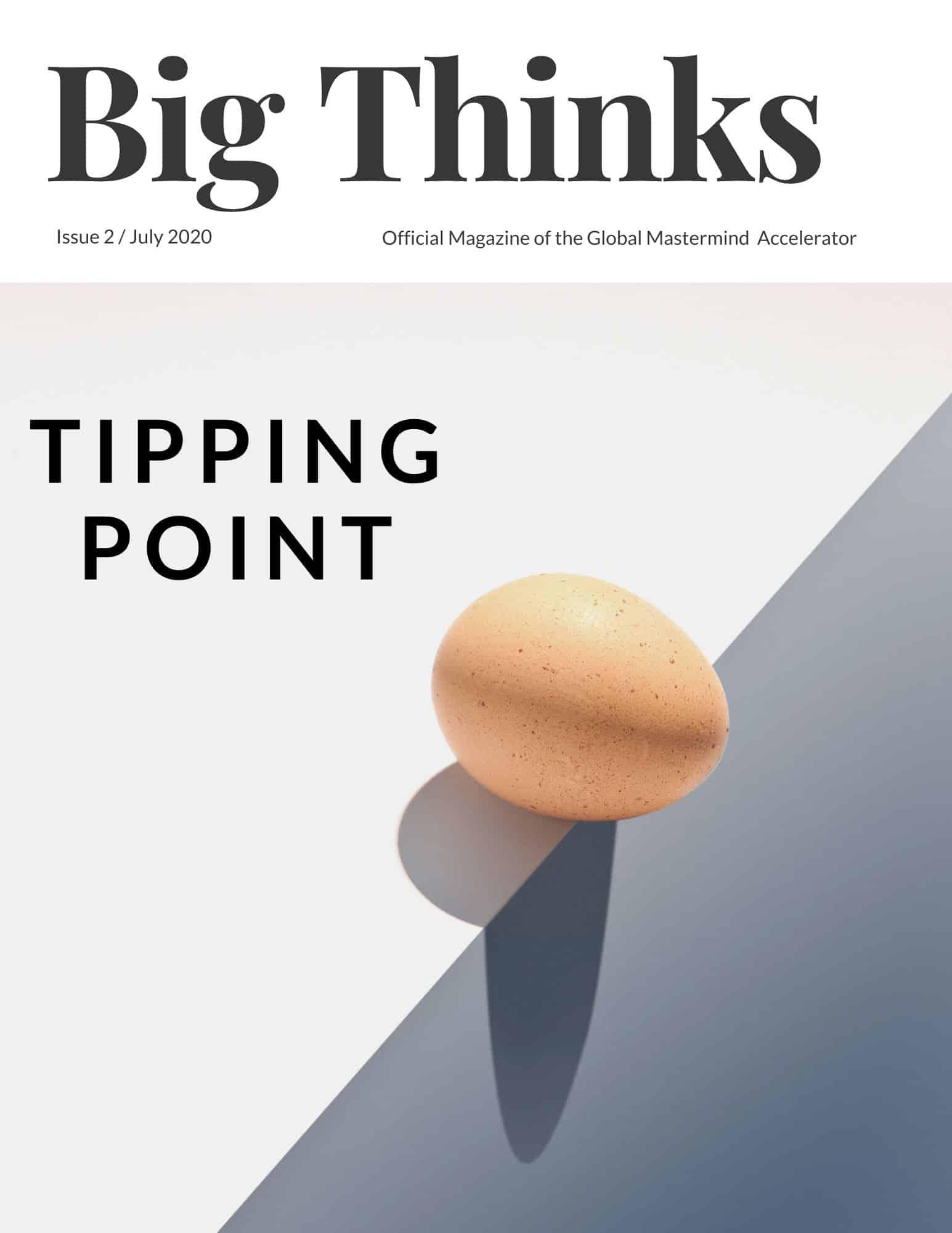 Big Thinks Magazine July 2020