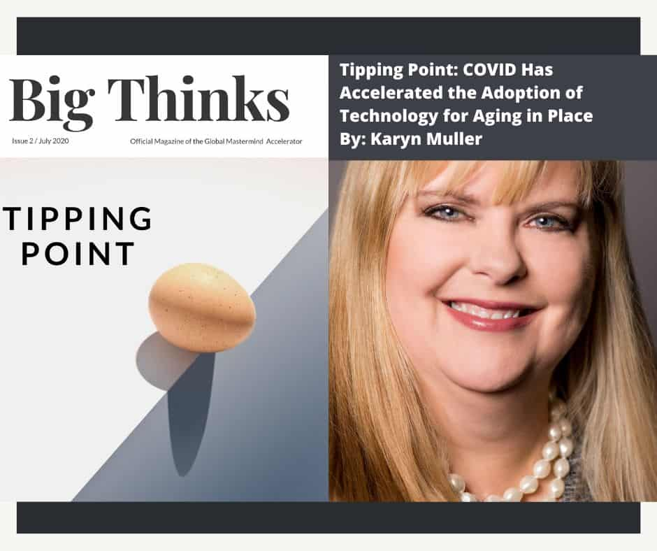Karyn Mullins, Big Thinks Jully 2020