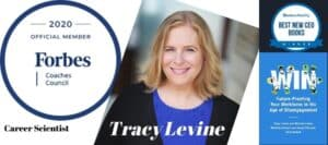 Tracy Levine Forbes Coaches Council, Award Winning Author