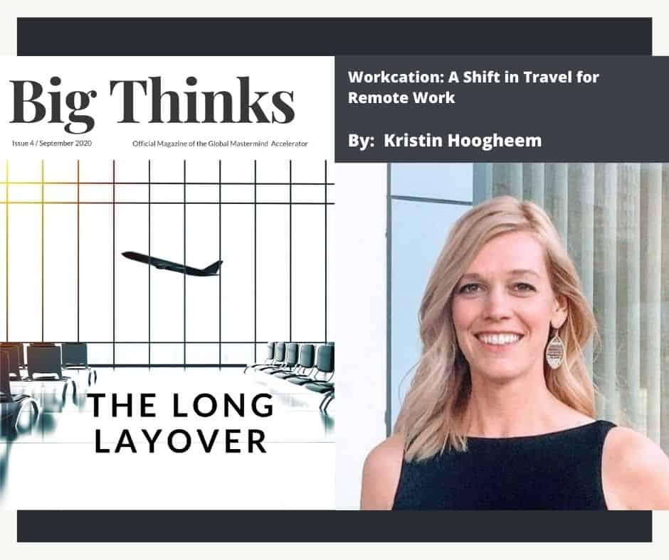 Big Thinks Kristin Hoogheem