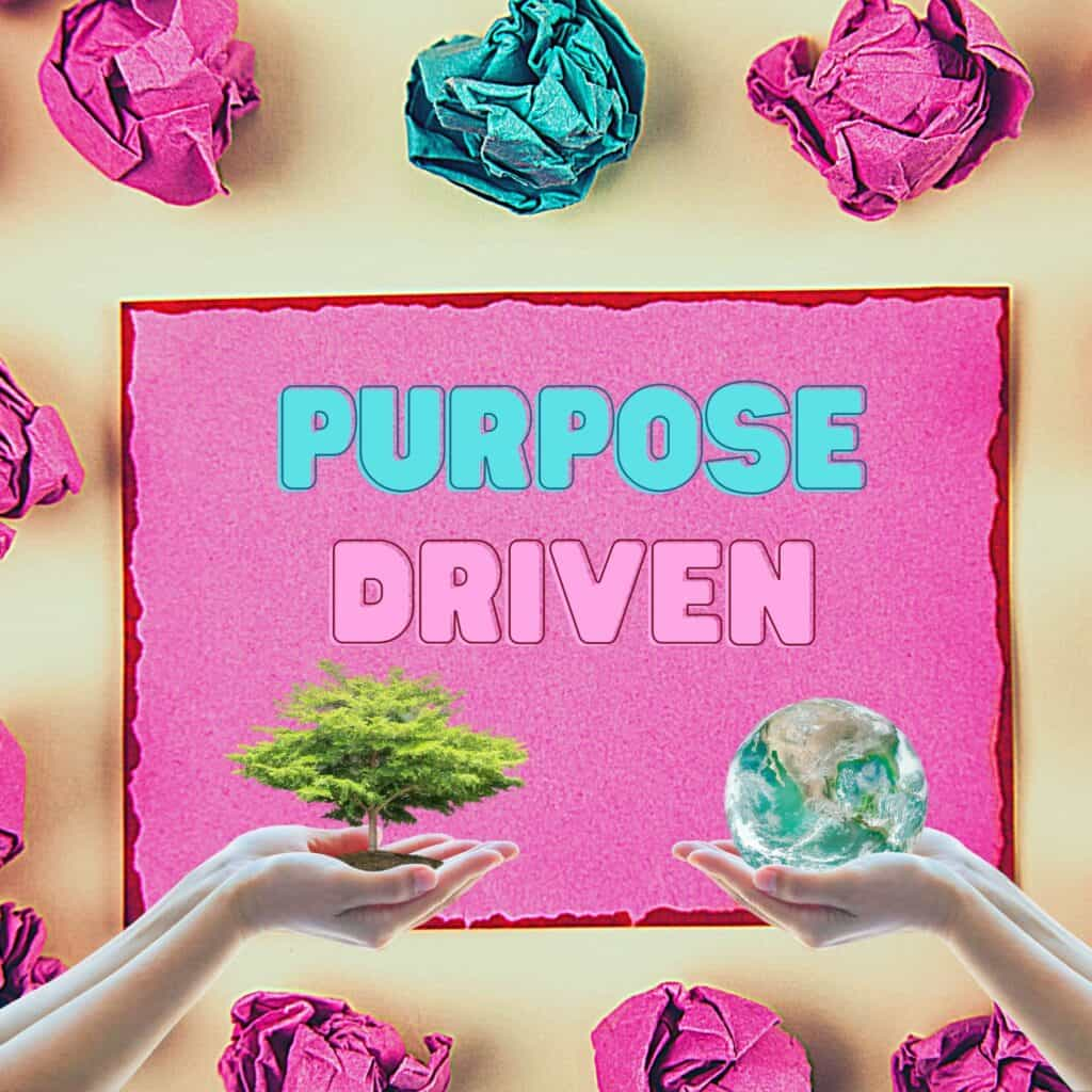 Purpose Driven Product Design