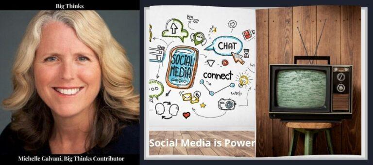 Social Media is Power Michelle Galvani