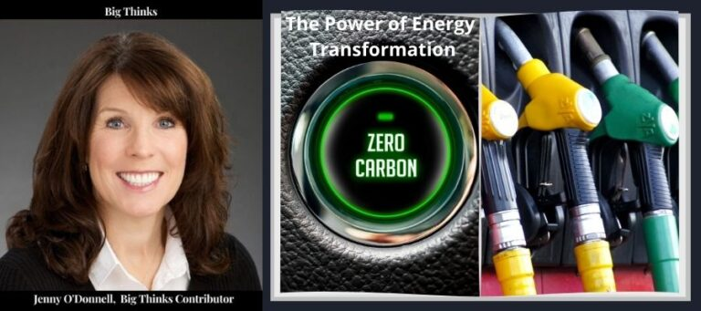 The Power of Energy Transformation Jenny O'Donnell