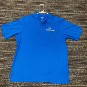 MEN - CELEBRATION LOGO POLO