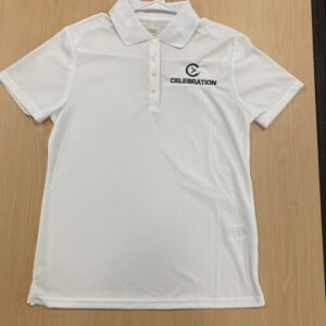 Women White Polo